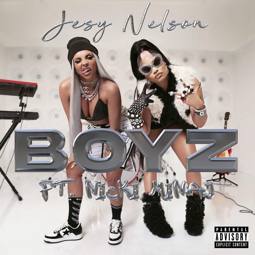 Jesy Nelson